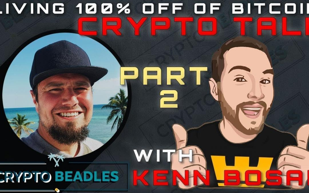 Bitcoin Blockchain and Crypto Beta Tester Kenn Bosak