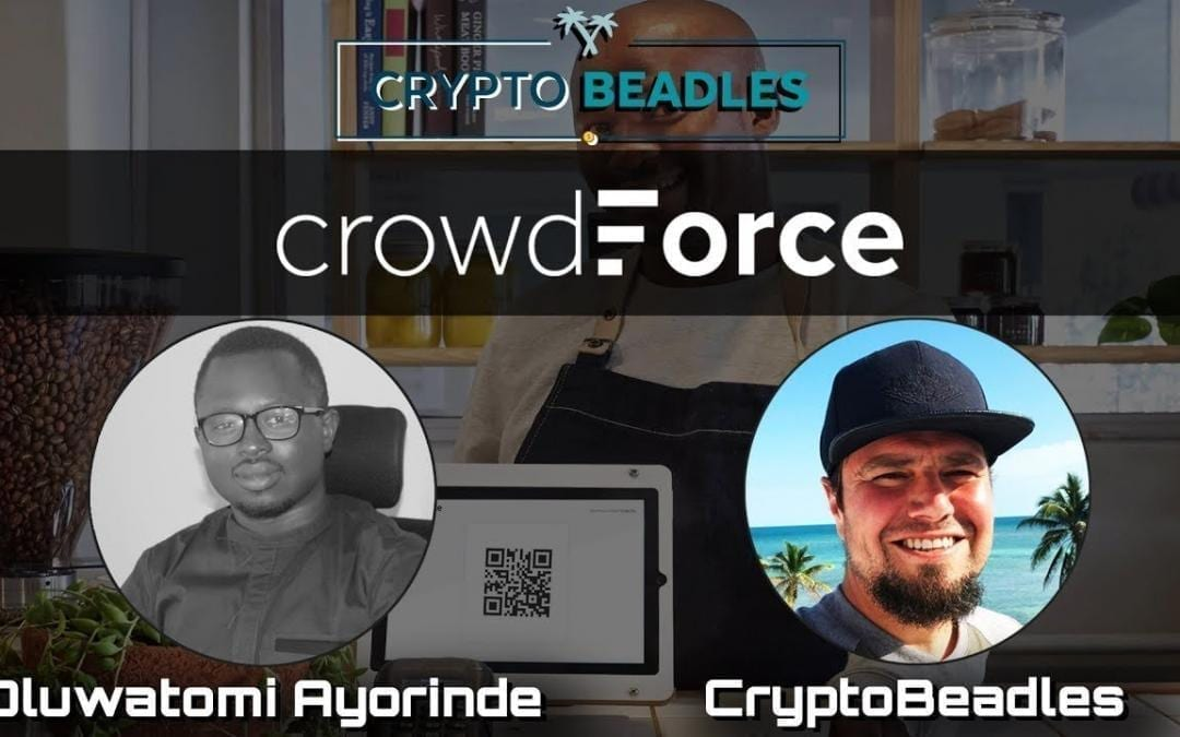 Crowdforce to bring crypto and blockchain mass adoption in Africa?