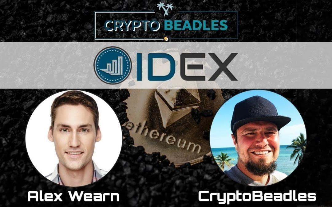 HUGE Idex Aura Token Update, Crypto Staking on the blockchain!