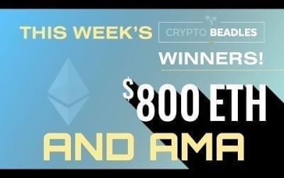LIVE!! $800 Giveaways, Crypto, Bitcoin, Blockchain, IOST, Tron, Blockport, Trace Mayer, AVION & AMA!