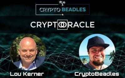 Meet the Crypto and Blockchain Oracle himself, Lou Kerner