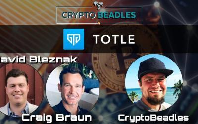 The Totle Decentralized crypto exchange?