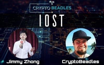 Huge IOST News! 100 Million user goal, free crypto, free nodes ends 2/11