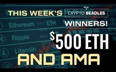 LIVE!! $500 Giveaways, Crypto, Bitcoin, Blockchain, NEO, BoomStarter, Celsius AMA and more!