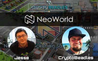 ⎮NeoWorld⎮NeoLand⎮Gaming via crypto on the NEO Blockchain