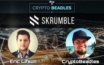 ⎮Skrumble⎮Blockchain Crypto Update⎮China privacy and control thoughts and more
