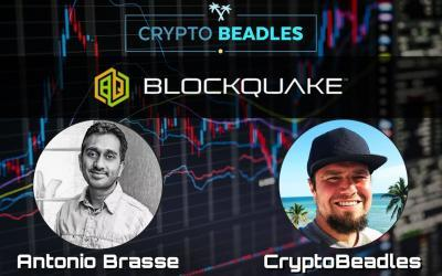 ⎮Blockquake⎮Update⎮Crypto Exchange and blockchain utilities