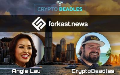 ⎮Angie Lau⎮ Forkast News⎮New Blockchain and Crypto News Source