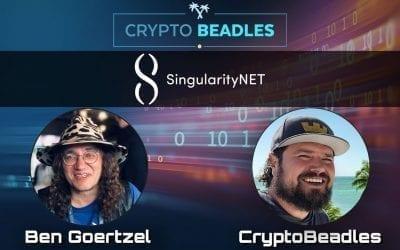Ben Goertzel on Crypto, Blockchain and AI running the world