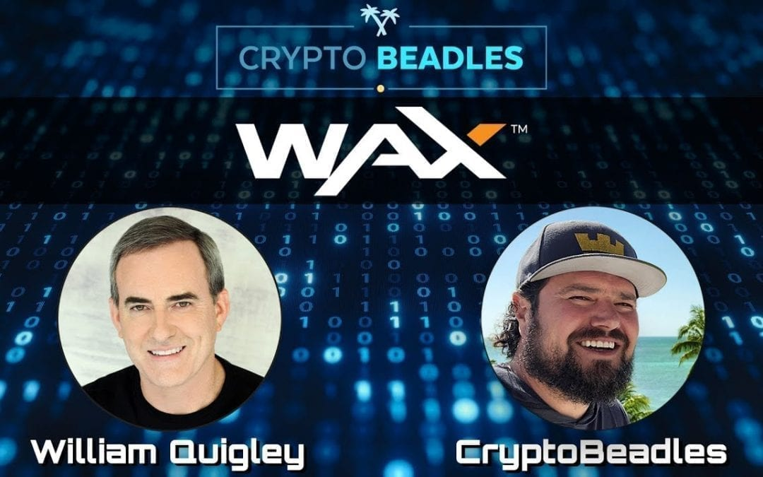 WAX to bring mass adoption to Blockchain and Crypto?⎮OPSkins⎮