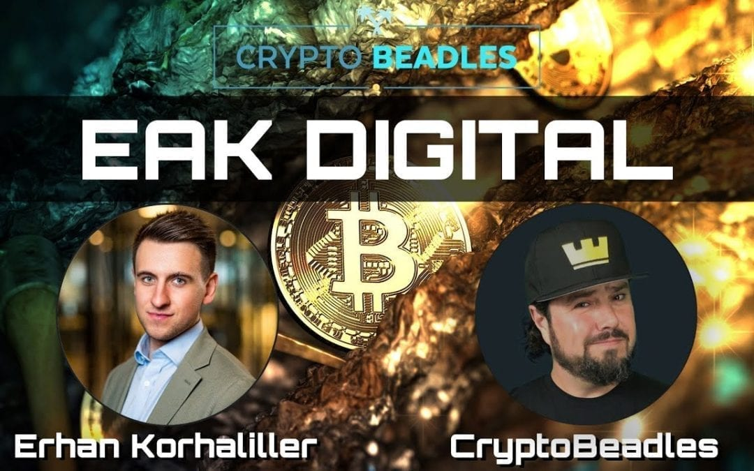Meet the man behind EAK Digital who handles some of the largest Blockchain and Crypto projects