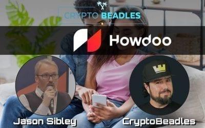 ⎮Howdoo⎮Blockchain and Crypto Social Media Platform Giving away a lambo!🏎🚀⎮UDOO⎮